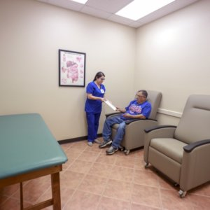 Patient Observation Room