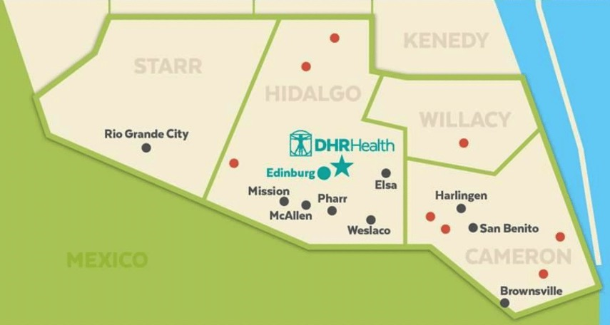Renaissance Medical Foundation Locations